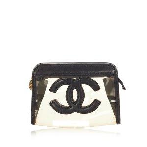 Chanel Sac seau blanc chlorofibre