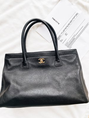 Chanel Torba shopper czarny