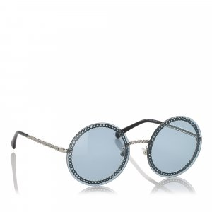 Chanel Sunglasses blue