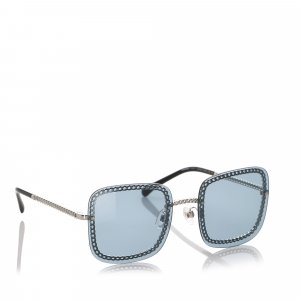 Chanel Sunglasses light blue
