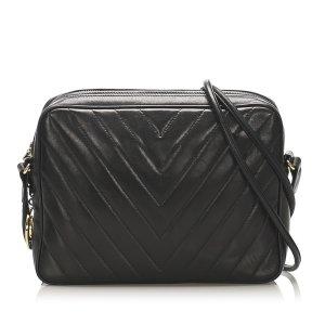 Chanel Chevron Shoulder Bag