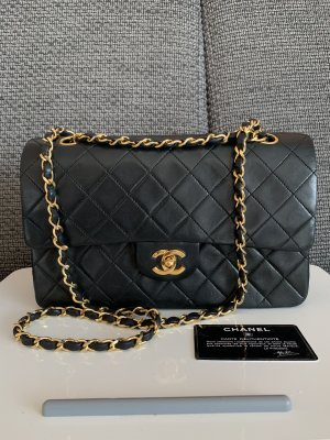 Chanel Classic Double Flap Bag Medium Vintage