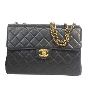 Chanel Classic Jumbo Lambskin Single Flap Bag