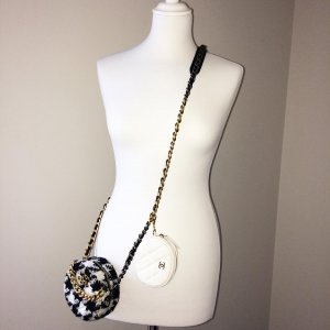 Chanel Clutch with Chain & Coin Purse