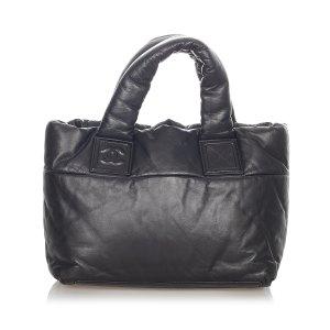 Chanel Cocoon Leather Handbag