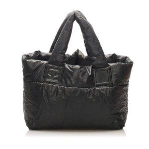 Chanel Cocoon Nylon Handbag