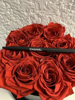 Chanel Porte-clés noir-blanc