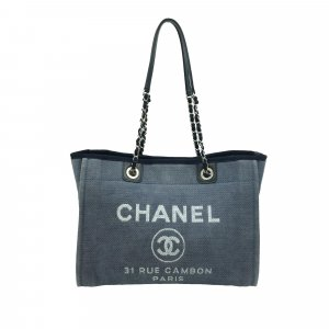 Chanel Tote blue