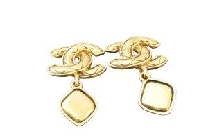 Chanel Bungeloorbellen goud