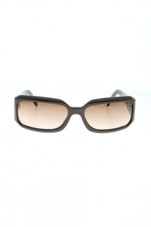 Chanel Angular Shaped Sunglasses multicolored casual look