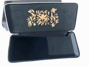 Chanel Borsa porta trucco nero-oro