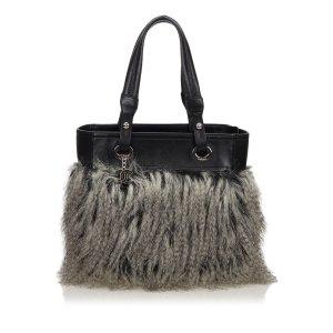 Chanel Fur Fantasy Handbag
