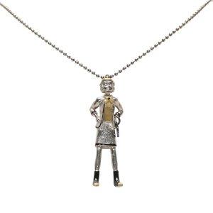 Chanel Gabrielle Pendant Necklace