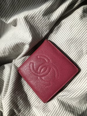 Chanel Wallet multicolored leather