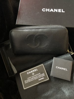 Chanel Geldbörse komplett Set Original