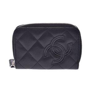 Chanel Portafogli nero