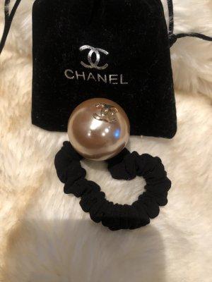 Chanel Ribbon black mixture fibre