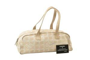 Chanel Borsetta marrone Fibra tessile