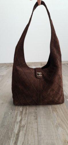 Chanel Shopper bruin