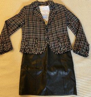 Chanel-Inspired Tweed Blazer