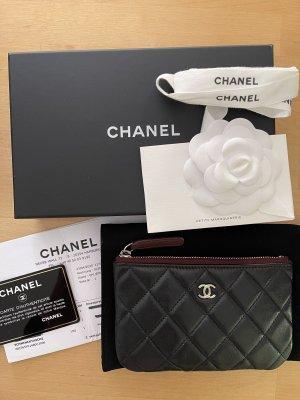 Chanel  zwart Leer