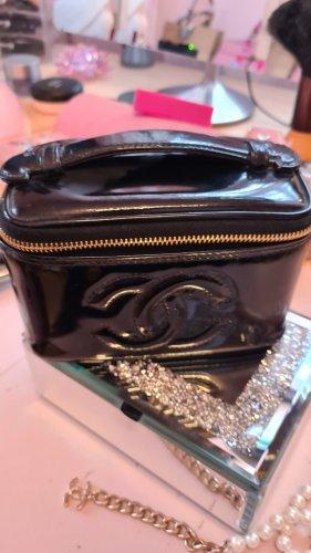 Chanel  Boutique Trousse à maquillage noir