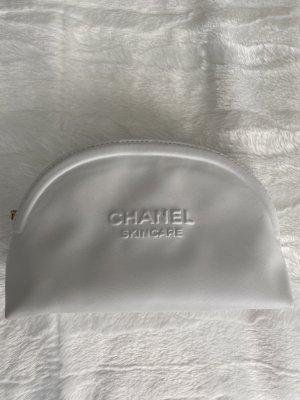 Chanel Kosmetyczka biały-złoto