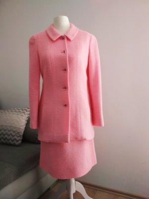 Chanel Kostüm in rosa Größe 40