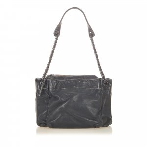 Chanel Lambskin Leather Shoulder Bag