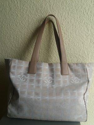 Chanel Leinen Monogramm Shopper