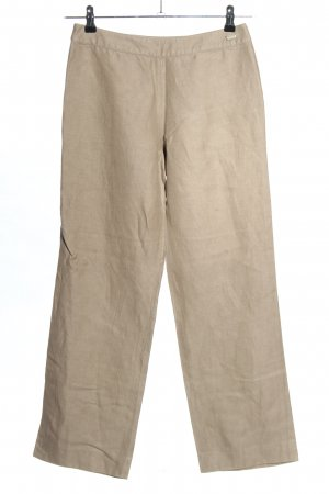 Chanel Pantalón de lino multicolor Lino