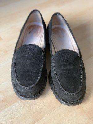 Chanel Pantofel czarny