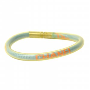 Chanel Arm Decoration blue synthetic material