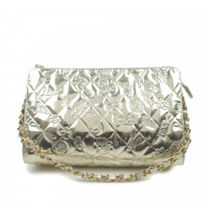 Chanel Lucky Charms Patent Leather Pochette