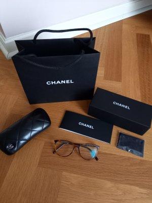 Chanel Glasses brown-dark brown
