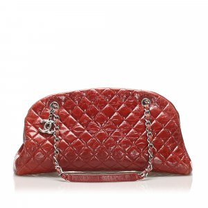 Chanel Mademoiselle Bowling Bag