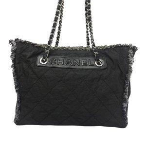 Chanel Tote zwart