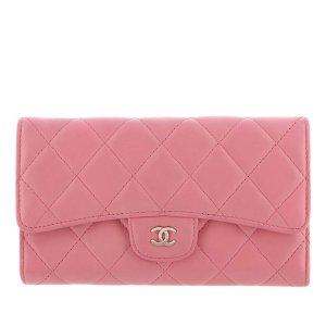 Chanel Matelasse Lambskin Wallet