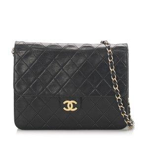 Chanel Matelasse Leather Flap Shoulder Bag