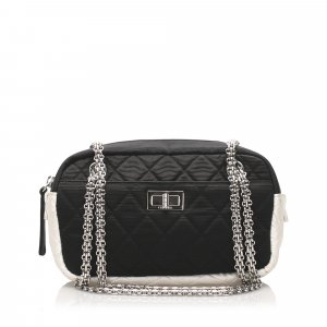 Chanel Matelasse Reissue Nylon Shoulder Bag