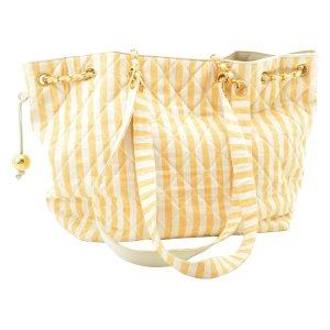 Chanel Matelasse Tote Bag