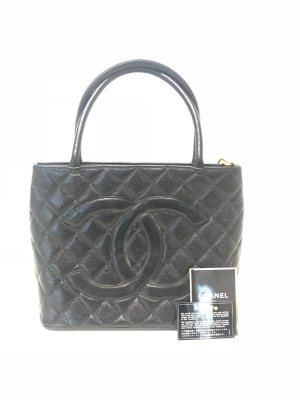 Chanel Borsetta nero Pelle