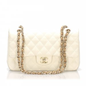 Chanel Medium Classic Lambskin Double Flap Bag