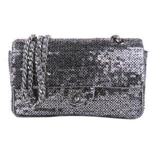 Chanel Medium Sequin Flap Bag