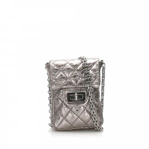 Chanel Mini Reissue Leather Cigarette Case