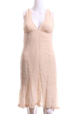 Chanel Minikleid nude Elegant