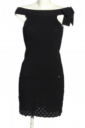 Chanel Minikleid schwarz Casual-Look