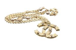 Chanel Ketting goud