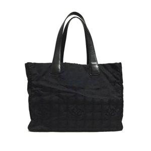 Chanel Tote black