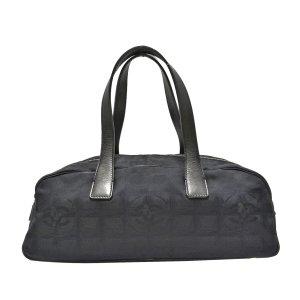 Chanel Handtas zwart Nylon